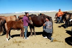 Gobi Çölü Halkı