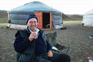 Gobi Çölü Çadırları